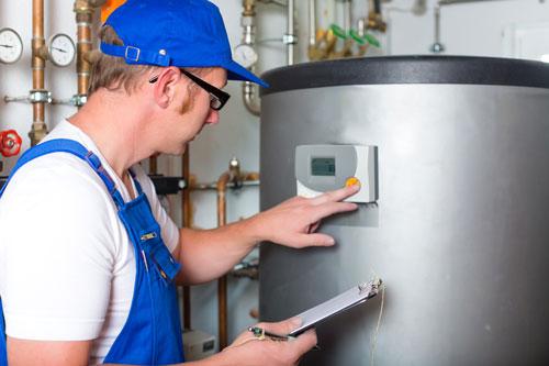 обслуживание водонагревателей и бойлеров в Санкт-Петербурге и Ленинградской области